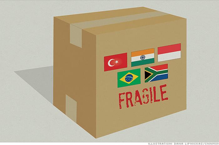Ekonomi,Indonesia Tidak Lagi Anggota Fragile 5