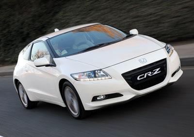 Harga Honda CR-Z Dan Spesifikasi